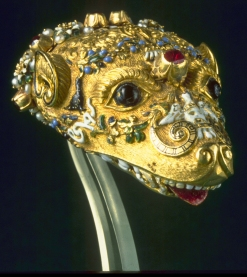 Italian Marten's Head