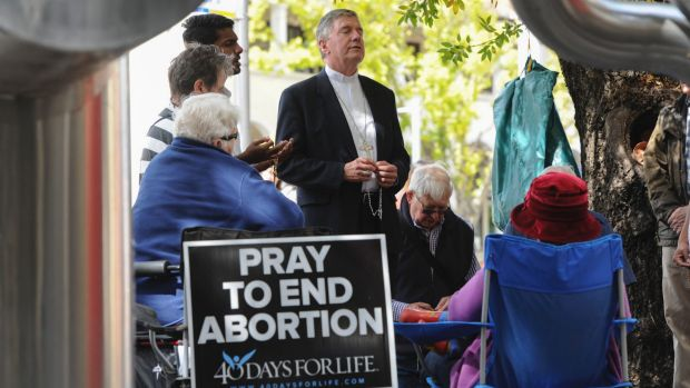 prowse prays for abortion